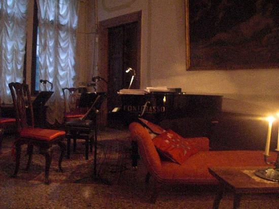 Musica A Palazzo: Where Act I took place