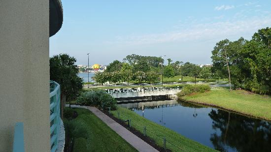 Hilton Orlando Buena Vista Palace Disney Springs: our view