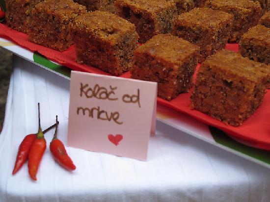Sugar & Spice: Carrot Cake