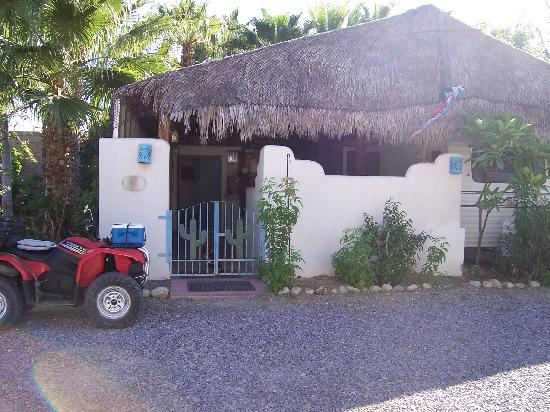 Los Barriles, Mexico: our casa