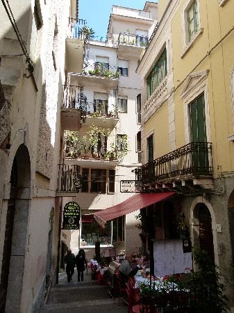 Gambero Rosso Taormina: the restaurant