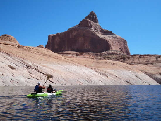 Hidden Canyon Kayak
