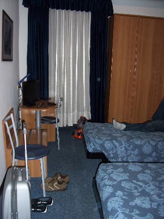 Hotel Citta di Parenzo: Triple room