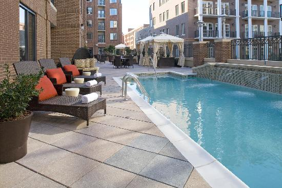 Andaz Savannah: Terrace