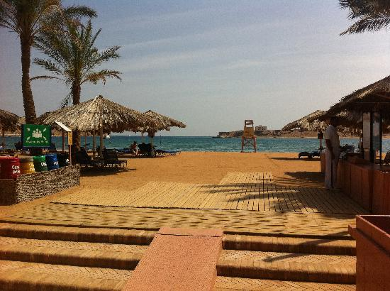 Iberotel Palace: Great beach