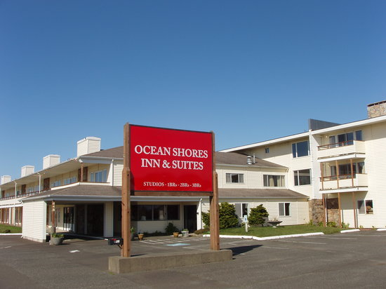 Ocean Shores Inn & Suites : Three minutes from the beach