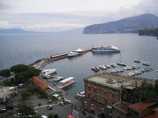 Grand Hotel Due Golfi: Sorrento Harbour