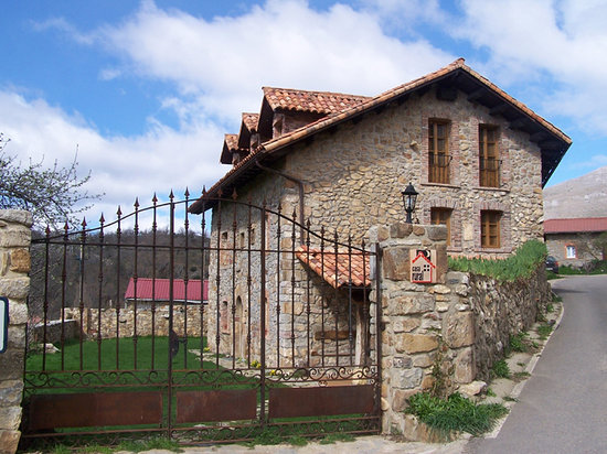 Robledo de la Guzpena, Spain: LA VENTA DEL ALMA