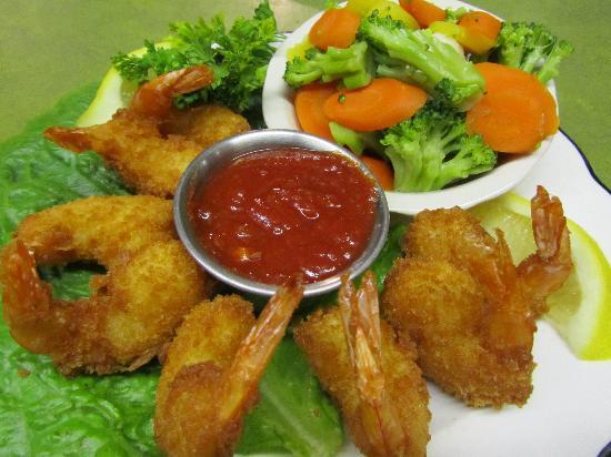 Sister Bay Bowl : Fried Shrimp