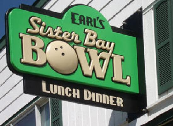 Sister Bay Bowl: Located on the Hill in Sister Bay, WI