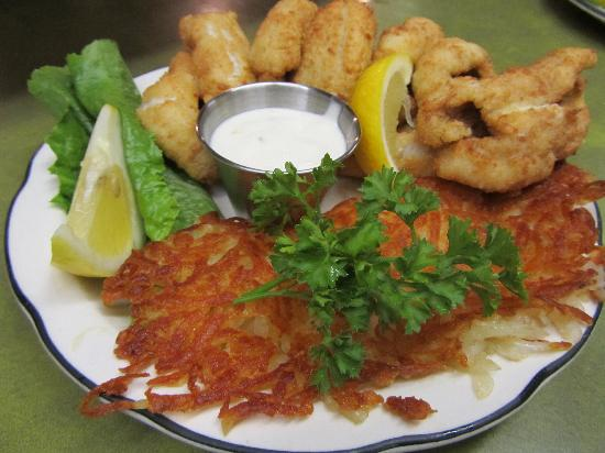 Sister Bay Bowl: Voted Best Friday Night Fish Fry