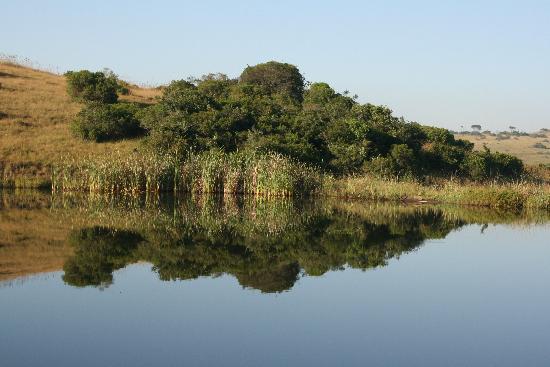 Lake Eland Game Reserve: peace