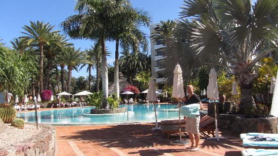 Seaside Palm Beach: piscine