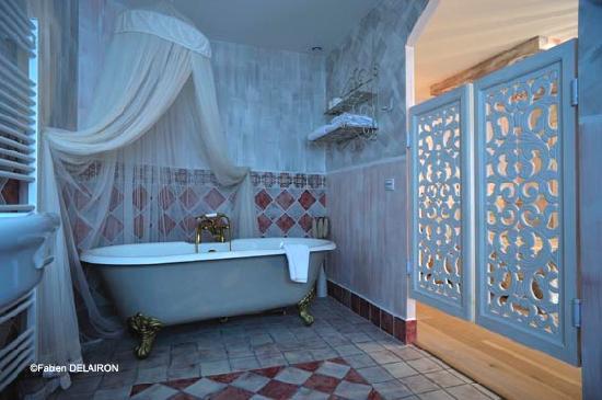 Maholyne Maison d'hotes: le bain andalou