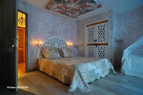 Maholyne Maison d'hotes: l'Andalouse