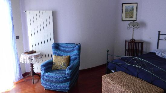 Villa Patrizia B&B: STANZA DELIZIOSA