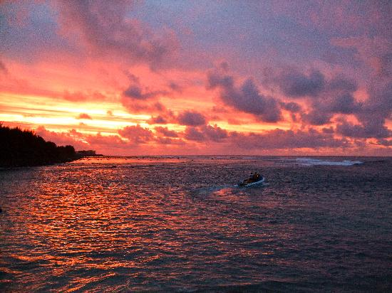 Trader Jacks: Beautiful Sunset