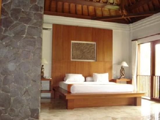 Anahata Villas & Spa Resort: the main bedroom