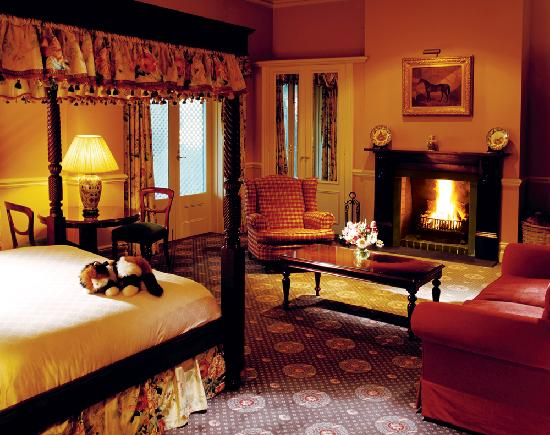 Chateau Yering Hotel: Stable Suite
