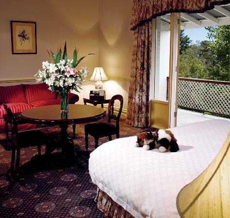 Chateau Yering Hotel: Mountain Suite