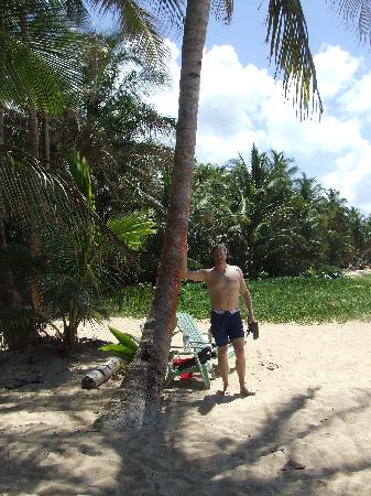 Farm Peace & Love: husband, beach, palm trees= bliss!