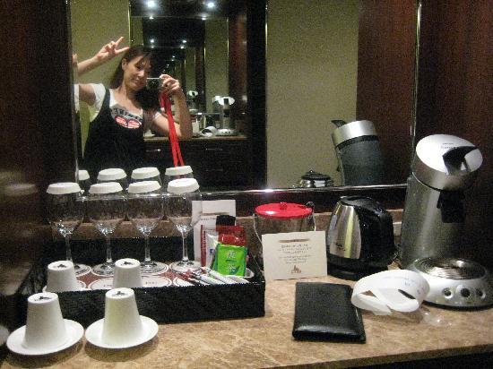 สปารีสอร์ทเอกซ์เซส: コーヒーメーカー!