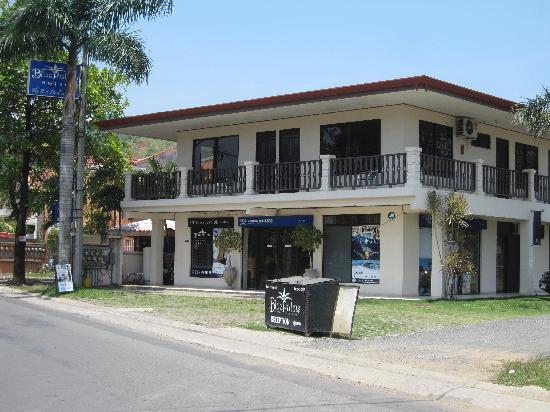 Blue Palm Hotel: Hotel