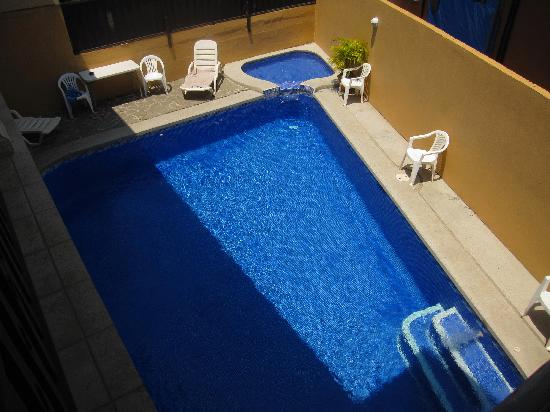 Blue Palm Hotel: Pool