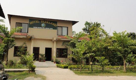 Hotel Parkland: Parkland Hotel in Chitwan National Park