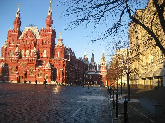Holiday Inn Moscow Suschevsky: RED SQUARE