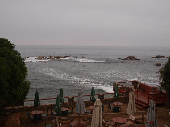 Restaurant & Hotel Medio Mundo: vista desde el balcón