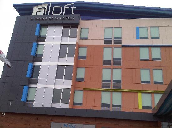 Aloft Tulsa : Exterior