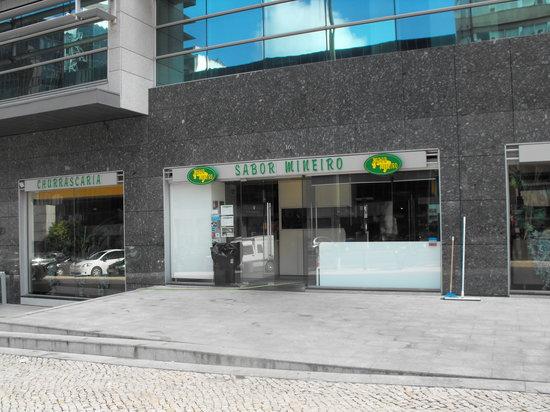 Sabor Mineiro: ristorante