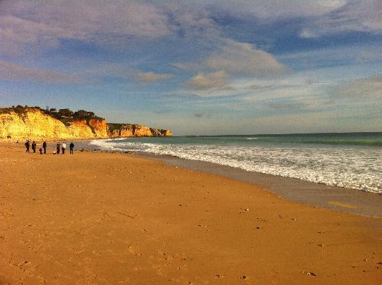 Quinta Paraiso da Mia: Het mooie nabij gelegen strand van Porto de Mos, een mooie wandeling over de berg.