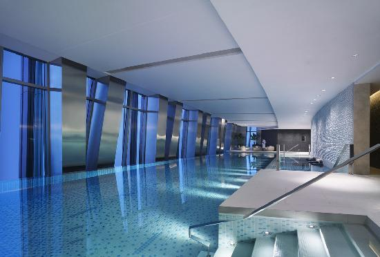 Shangri-La China World Summit Wing, Beijing : Swimming Pool