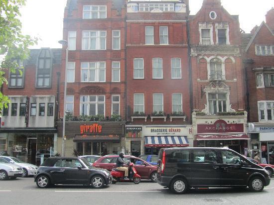 Best Western Seraphine Hotel Kensington
