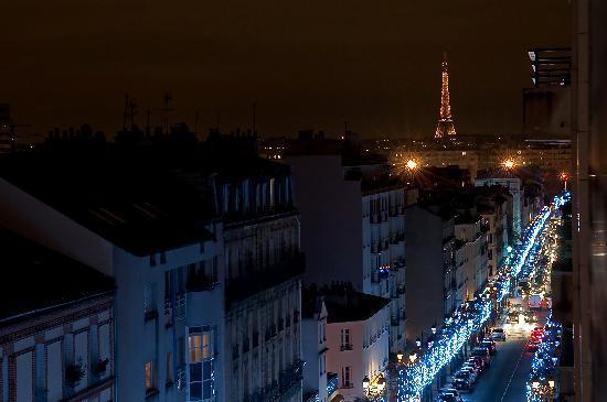Hotel Douglas Paris : vue
