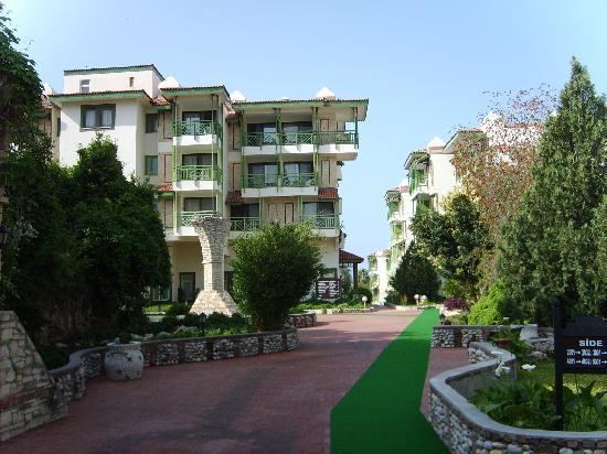 Defne Star Hotel: Wohneinheiten