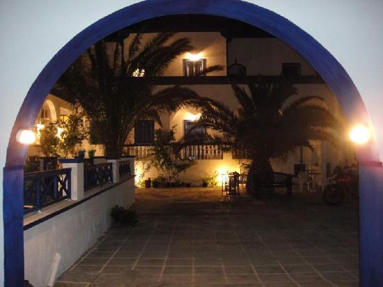 Villa Avra Casa: Entrance