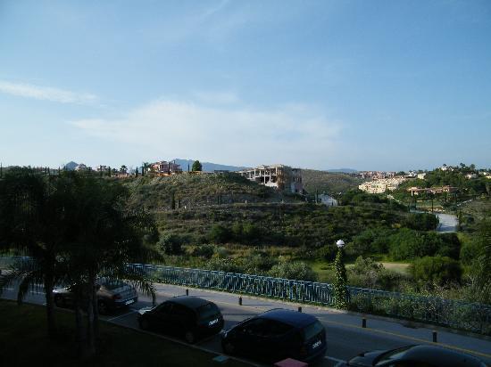 Apartamentos Pierre & Vacances Estepona: vista desde nuestra habitacion
