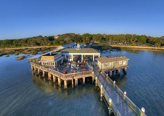 Seafood Restaurants On Jekyll Island Ga