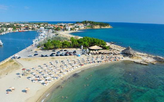 Komotini, Grecia: Fanari Beach
