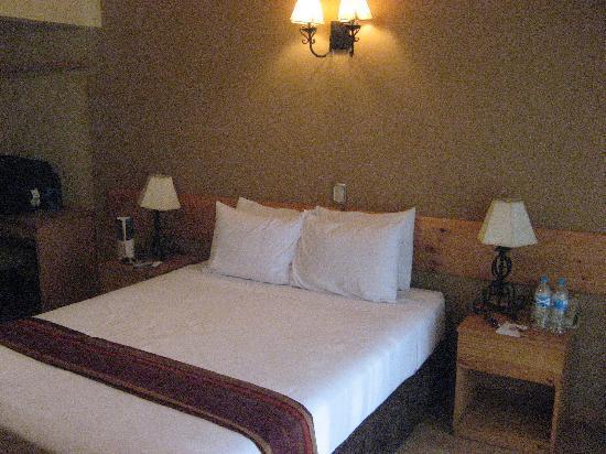 Casa Andina Standard Chincha : la chambre était très belle et très propre