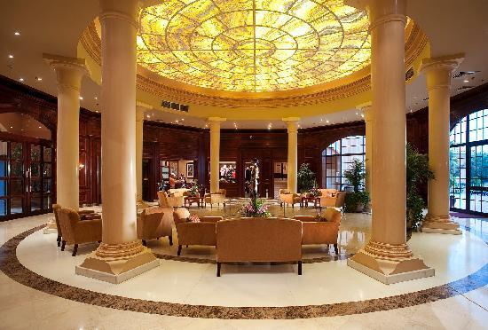 Stella Di Mare Golf Hotel, Ain Sukhna: Stella Di Mare Golf Hotel Lobby
