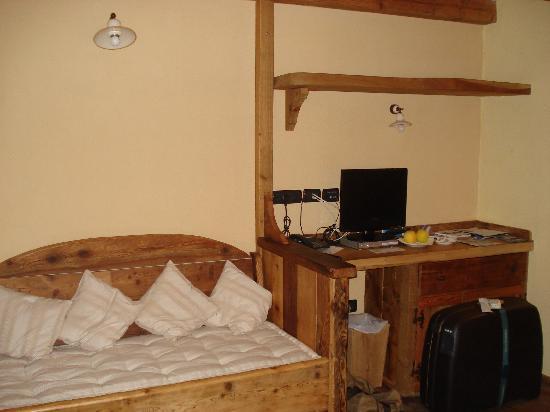 Hotel Caprice des Neiges : Camera standard 2