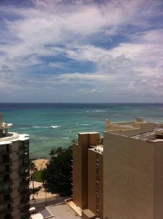 Waikiki Resort Hotel: Room 1815
