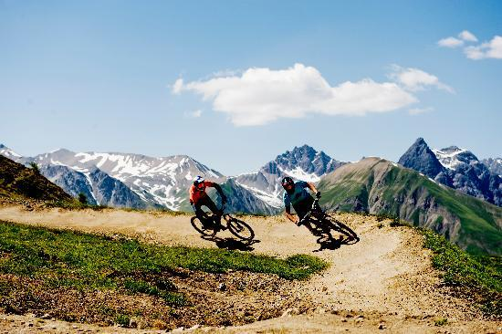 Mottolino Fun Mountain : Mottolino Bike Park (ph. Mattias Fredriksson)