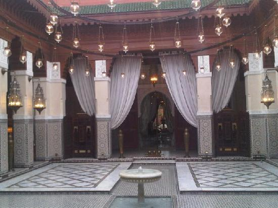 Royal Mansour Marrakech: pure Beauty