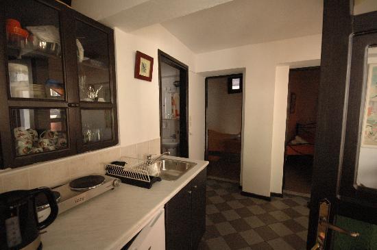 Tina's Apartments: Tina's Appartments