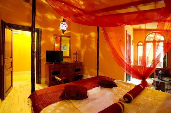 Marina Regia Residence: The Marrakesh Suit